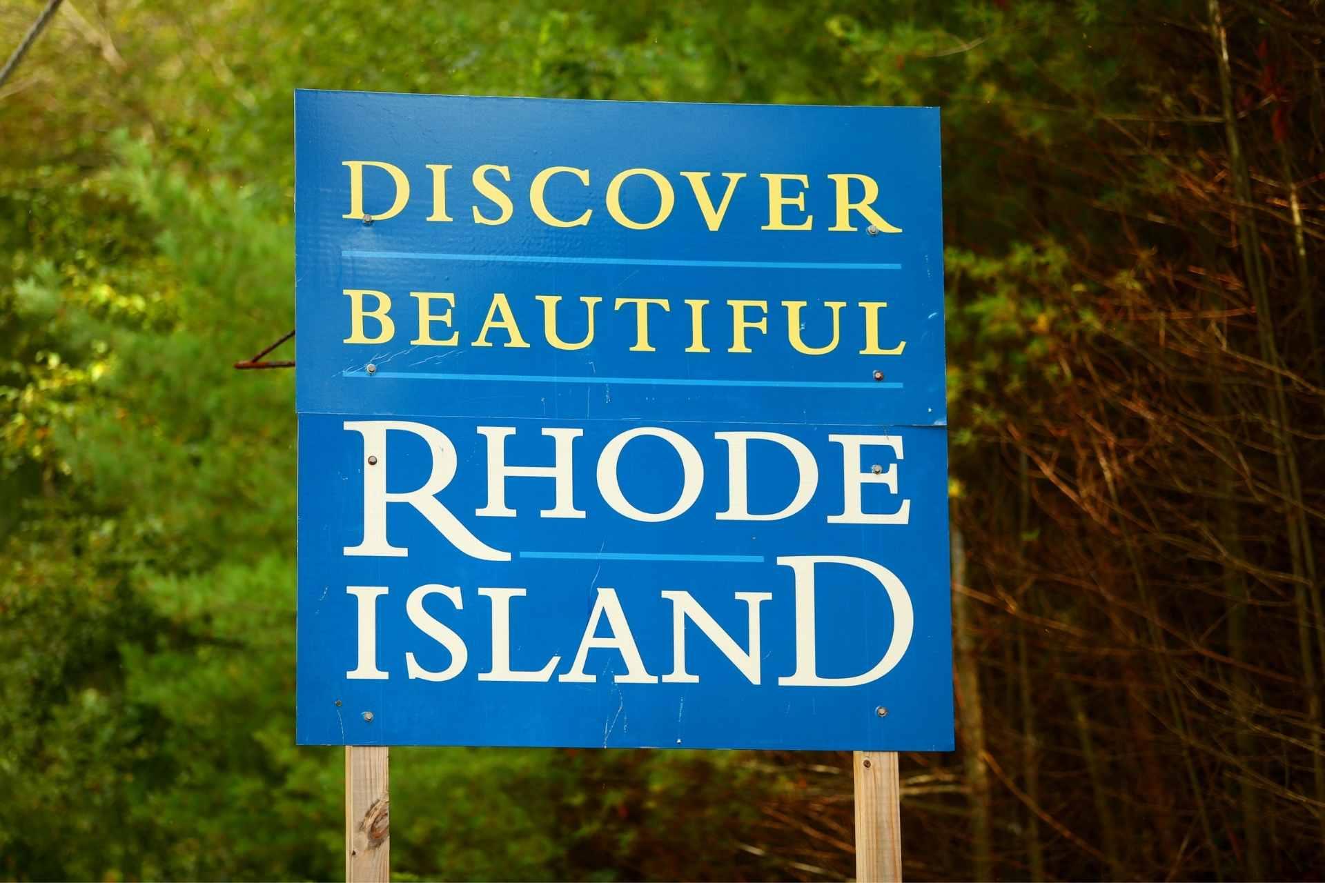 Rhode Island Underground Utility License Bond